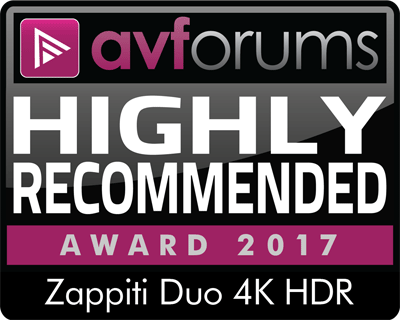AVForum Award